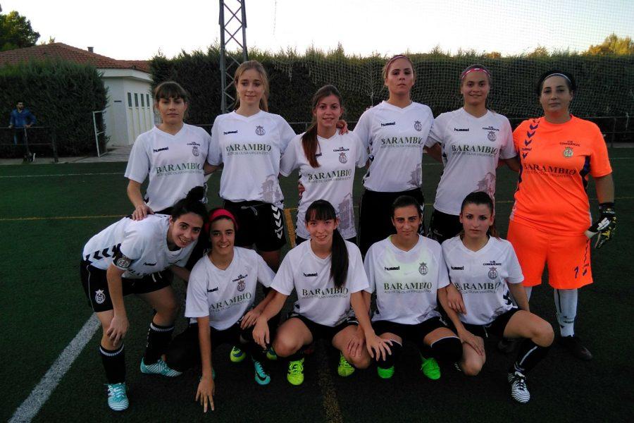 Nueva Jornada de Liga para el Equipo Femenino