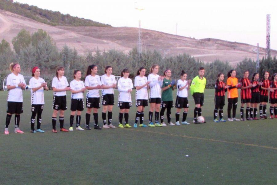Victoria del Conquense Femenino frente al Azuqueca (2-0)