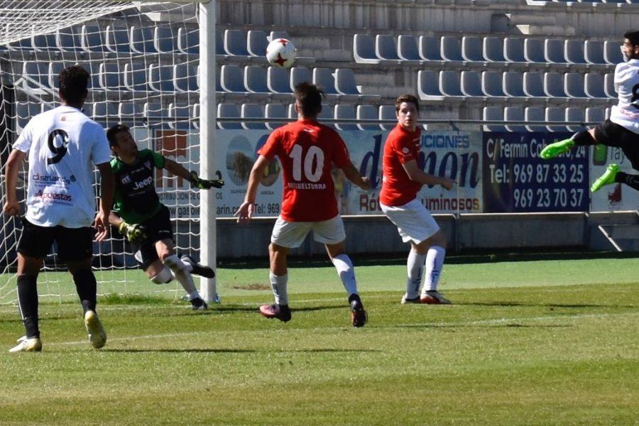 El Conquense vence al Miguelturreño con un solitario gol de Gerica