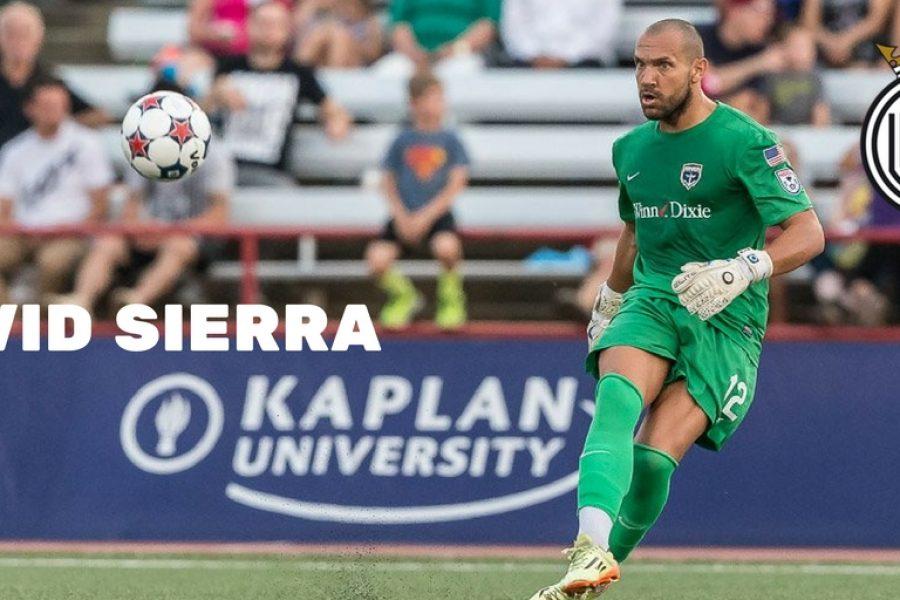 David Sierra, nuevo futbolista de la Balompédica