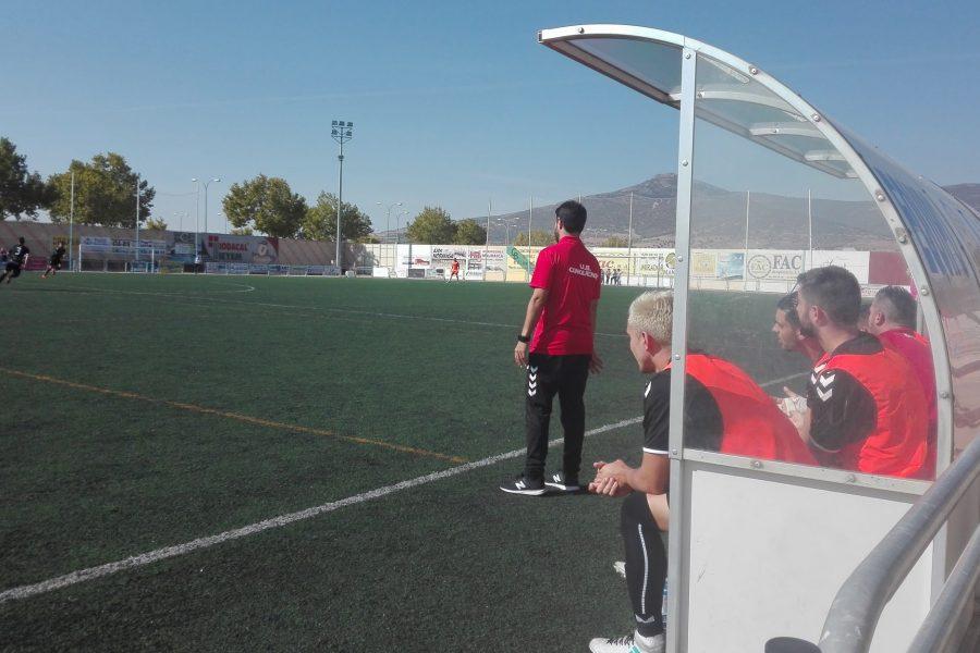 El Conquense empata en Villarrubia (2-2)
