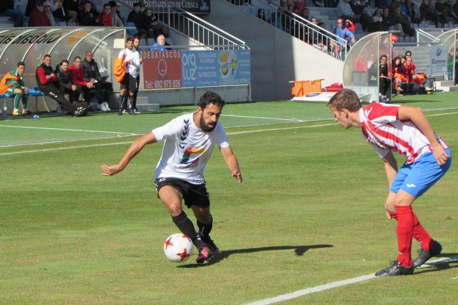 Carlos Bravo Balón de Castilla-La Mancha