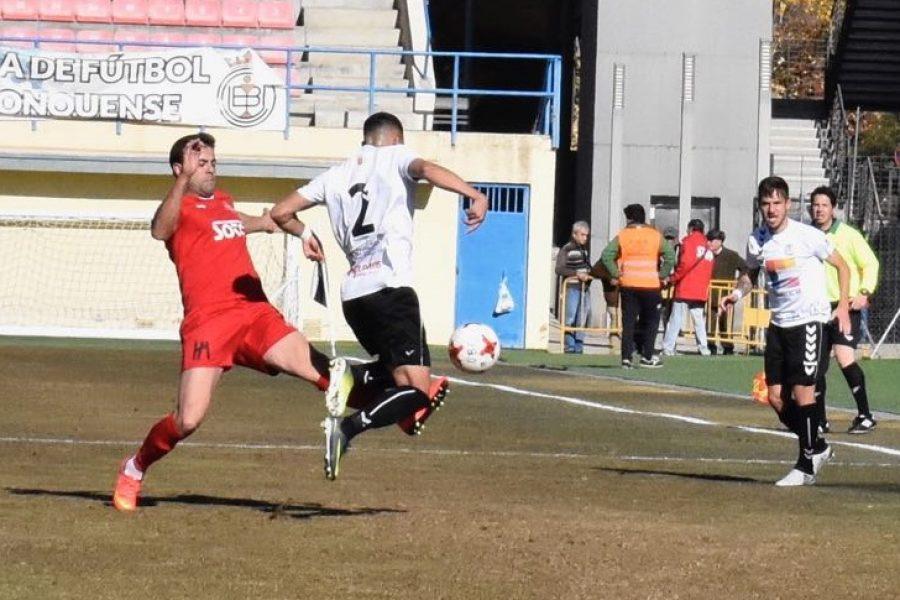 Carlos Bravo deja los tres puntos en La Fuensanta