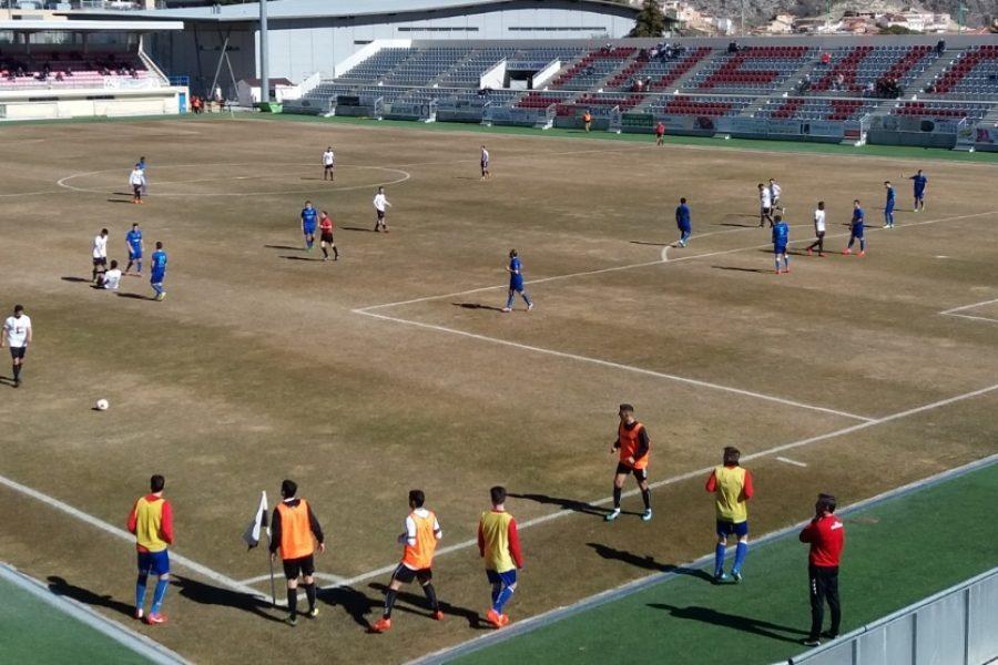 El Conquense domina y vence al Madridejos [3-0]