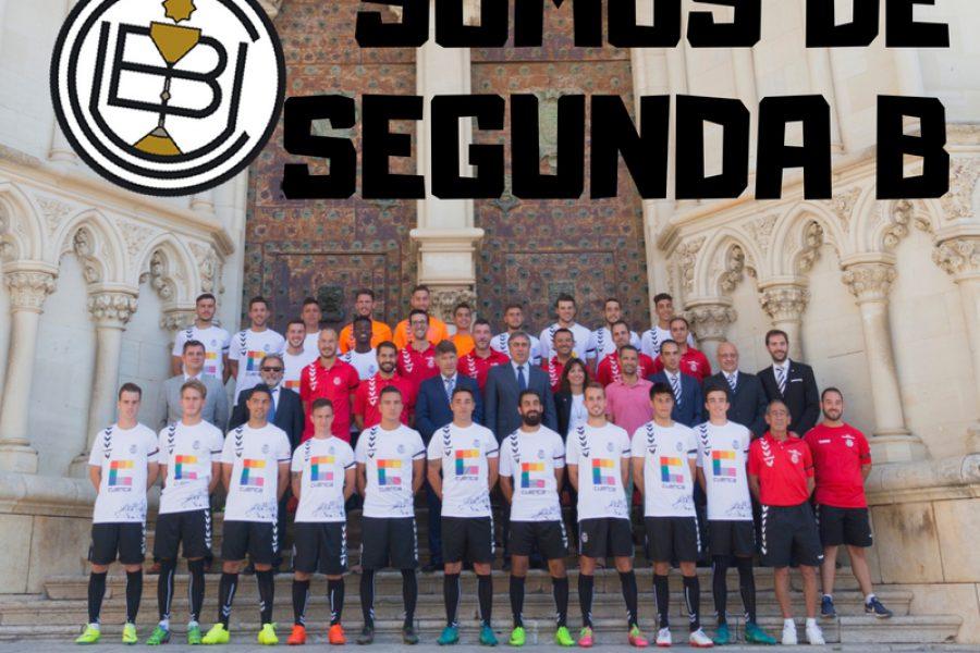 La U.B.Conquense es nuevo equipo de Segunda B