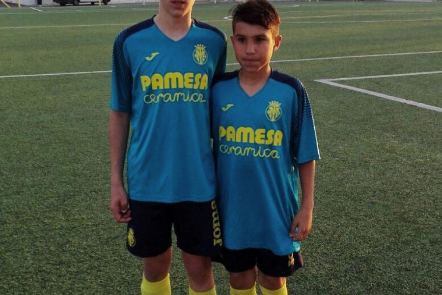 El Villarreal Club de Fútbol se interesa por dos de nuestros jugadores