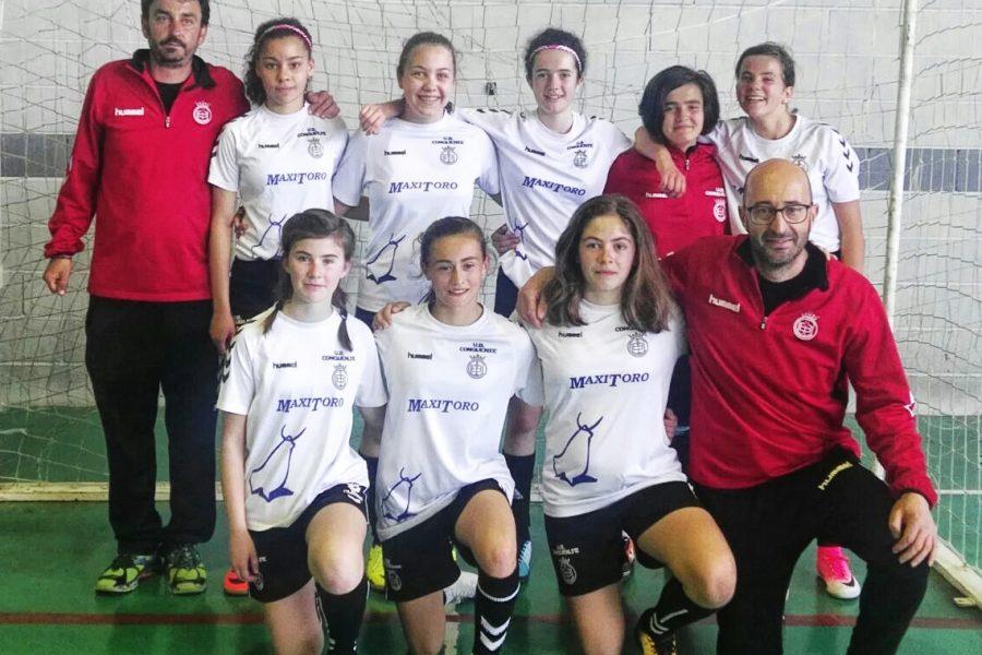 El equipo Infantil Femenino pasa a semifinales
