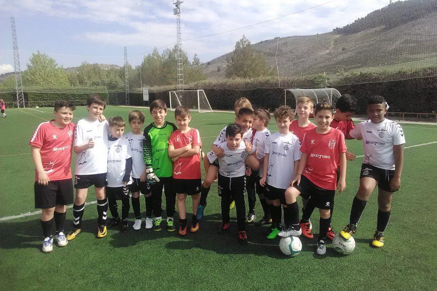 Fases finales alevines de la Copa Primavera en Cuenca