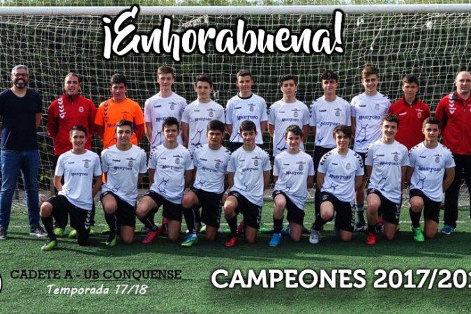 Campeones 17/18