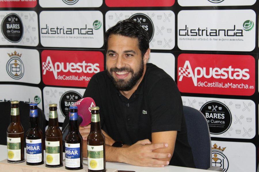 """Luis Ayllón: """"No hemos hecho un partido para perder"""""""
