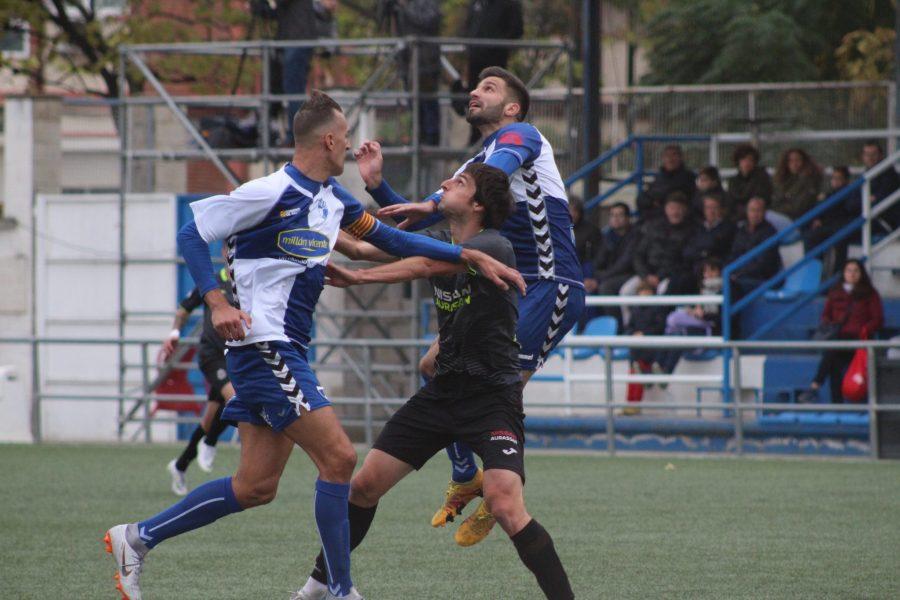 La Balompédica suma un punto en Ebro