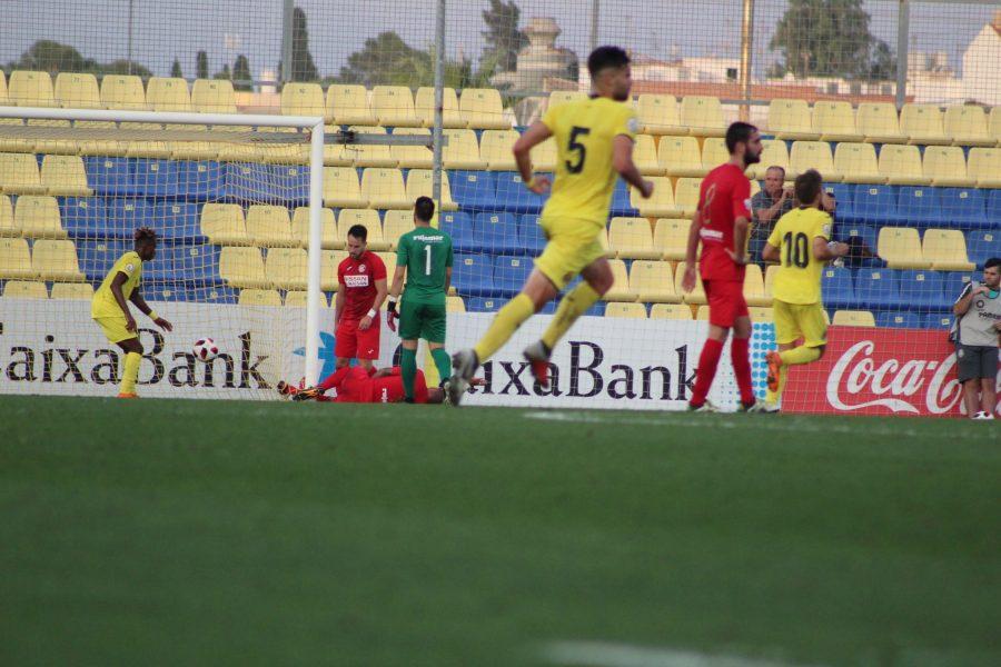 El Conquense cae con el Villarreal B que remontó