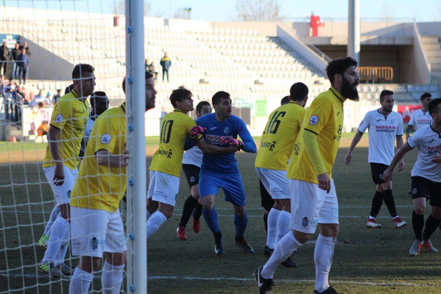El Conquense cae ante un Atlético Baleares más eficaz