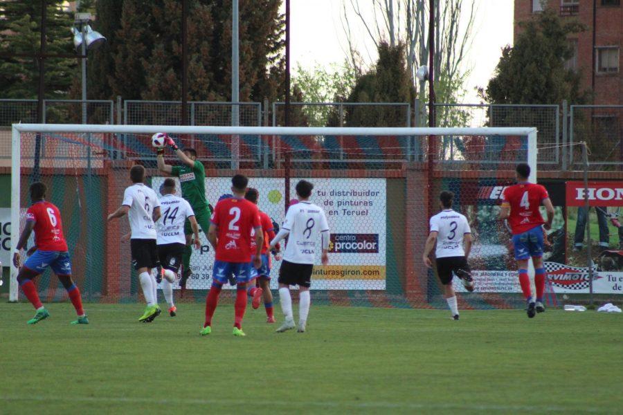 El Conquense empata a cero con el Teruel