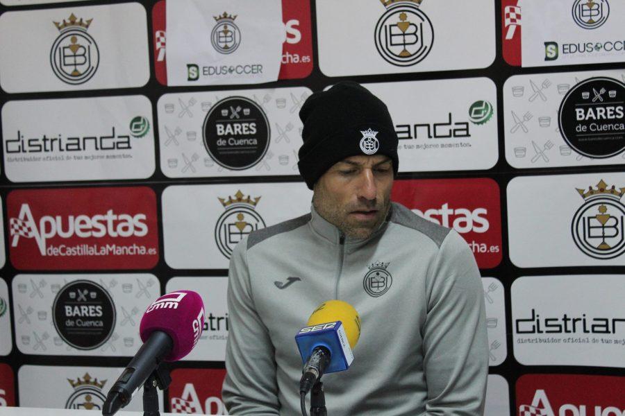 """Cesar Láinez: """"Vamos con la misma capacidad de intentar sacar los tres puntos que cuando fuimos a jugar con el Barcelona"""""""