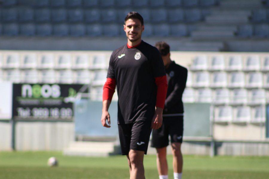 """Jorge Fernández: """"hay que conseguir los tres puntos"""""""