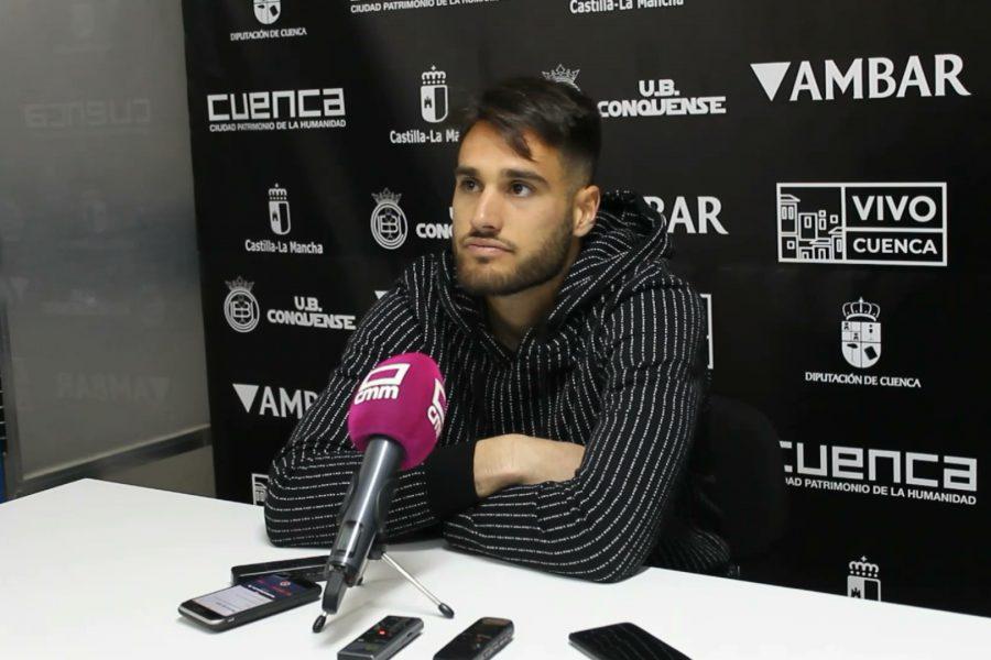 """Raúl Marqueta: """"Hay que salir a ganar"""""""