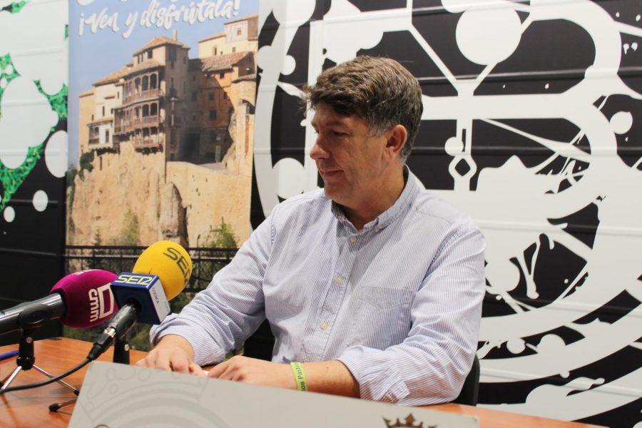"""Luis San Juan: """"En una semana vamos a convocar elecciones"""""""