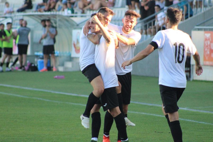 Canty con un gol da el pase a Semifinales de la Copa JCCM al Conquense