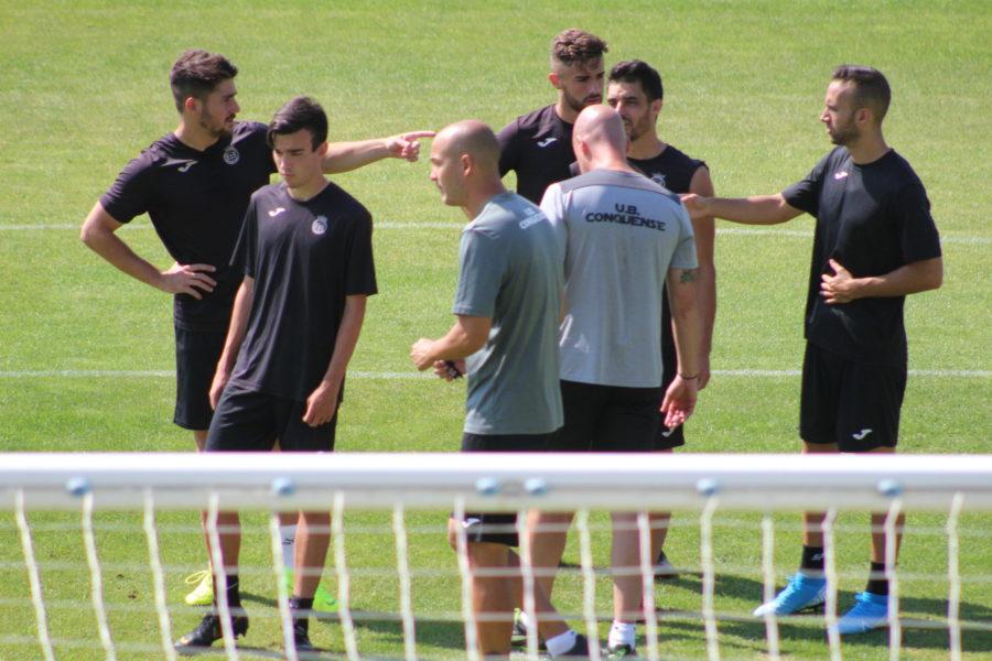 PREVIA | El Conquense se enfrentará al Atlético Ibañés en el primer partido de liga en La Fuensanta