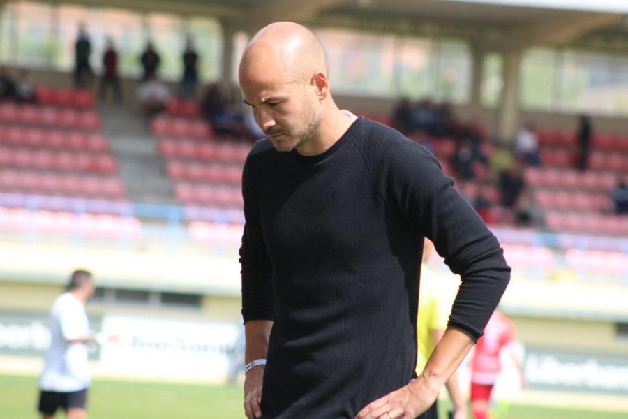 """Nacho Alfonso: """"El equipo ha estado serio y ha defendido bien"""""""