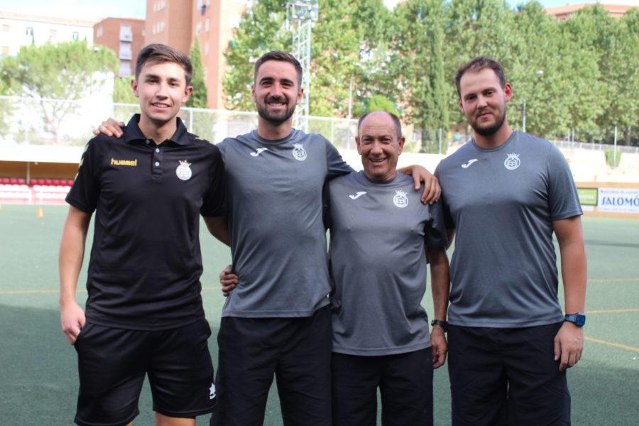 El Juvenil Nacional inicia la liga en Talavera de la Reina