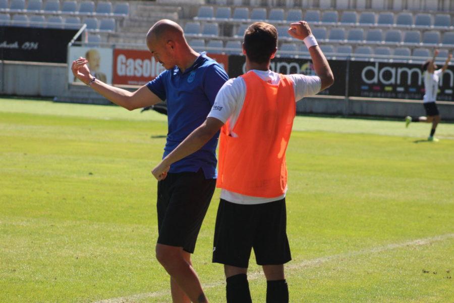 """Nacho Alfonso: """"Era fundamental ganar y además ganar jugando bien"""""""