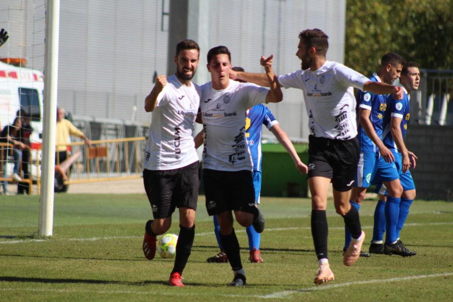 Canty y Álvaro Ramírez dan la victoria al Conquense ante el Manchego Ciudad Real