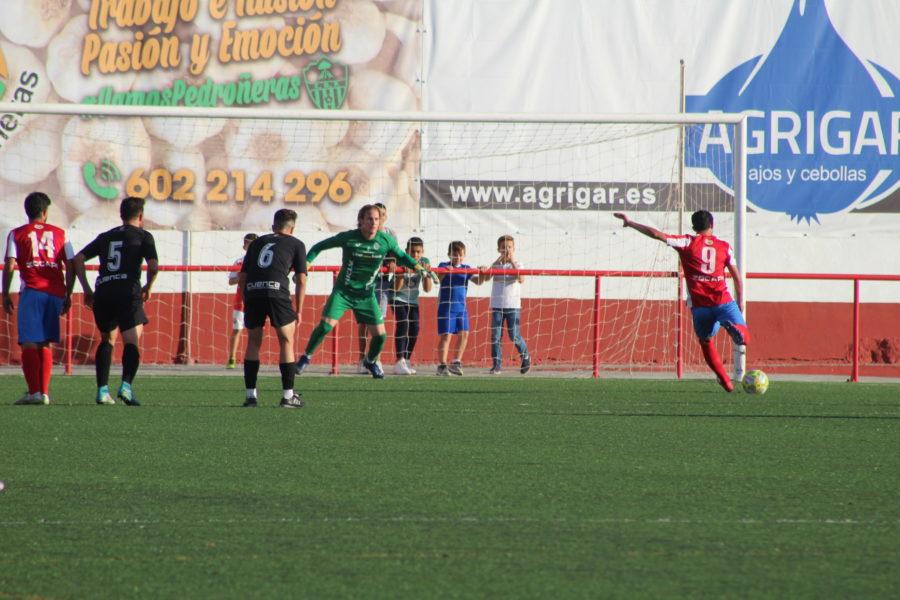 La Balompédica cae en Las Pedroñeras 2-1