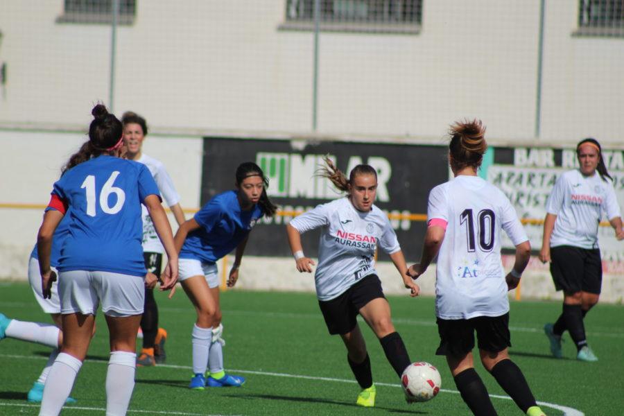 El Conquense Femenino empata a 4 con la UD Santa Bárbara