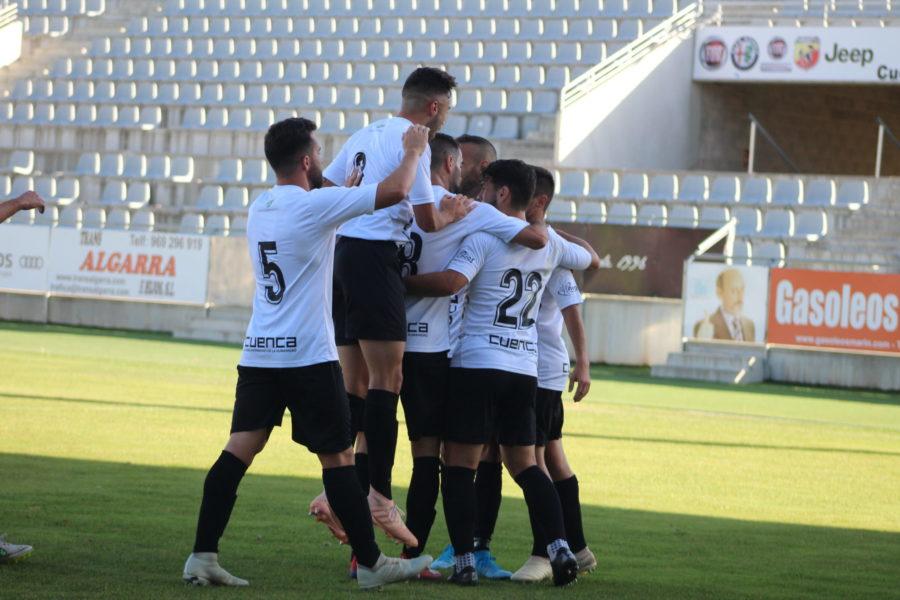 El Conquense vence a La Roda con un gol de Gerica