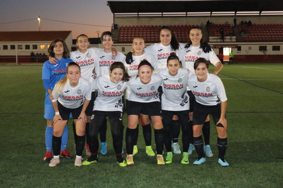 El Conquense Femenino cae 1-0 en Sonseca por un penalti