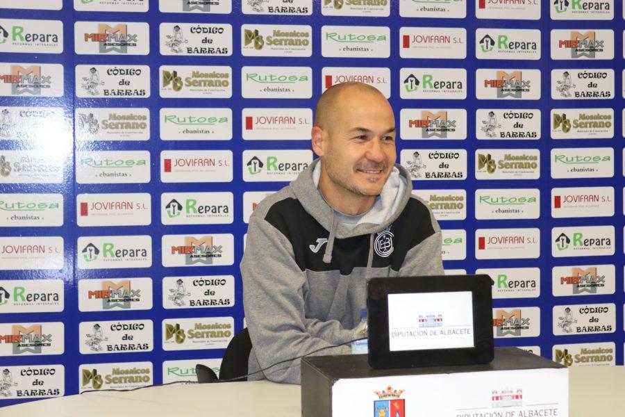 """Nacho Alfonso: """"somos capaces de competir mucho mejor de lo que hemos competido hoy"""""""