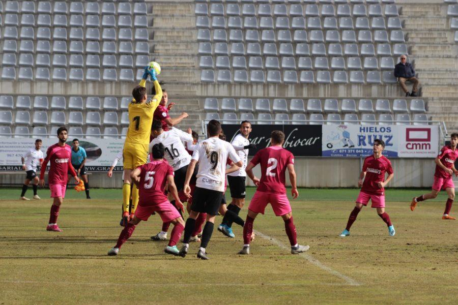 La Balompédica cae 0-2 ante el Atlético Albacete