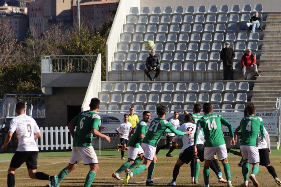 El Conquense supera al Toledo con goles de Vega, Iván Rubio y Manzano