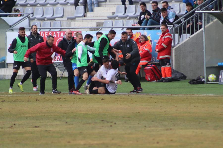 El Conquense se lleva el derbi con goles de Gerica, Iván Rubio y Armando Arce