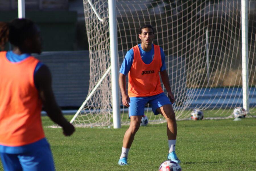 Nico Cardona ha sido convocado con la Selección Absoluta de Puerto Rico