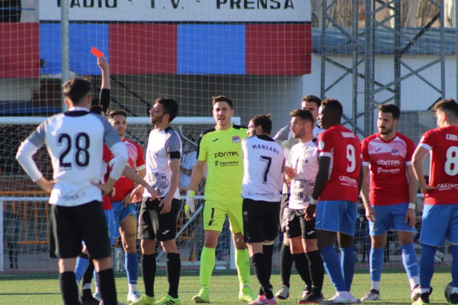 El Conquense mereció más, pero perdió en el tiempo añadido en Villacañas