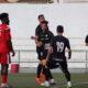 La Balompédica sentencia la permanencia, en Almagro, con un gol de Sahuquillo