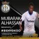 FICHAJE | Mubarak Alhassan nuevo refuerzo para el proyecto