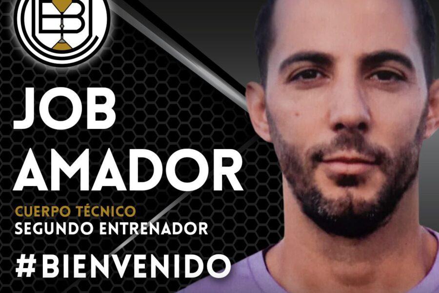 Job Amador y Sergio Magro se suman al cuerpo técnico de Manolo Martínez