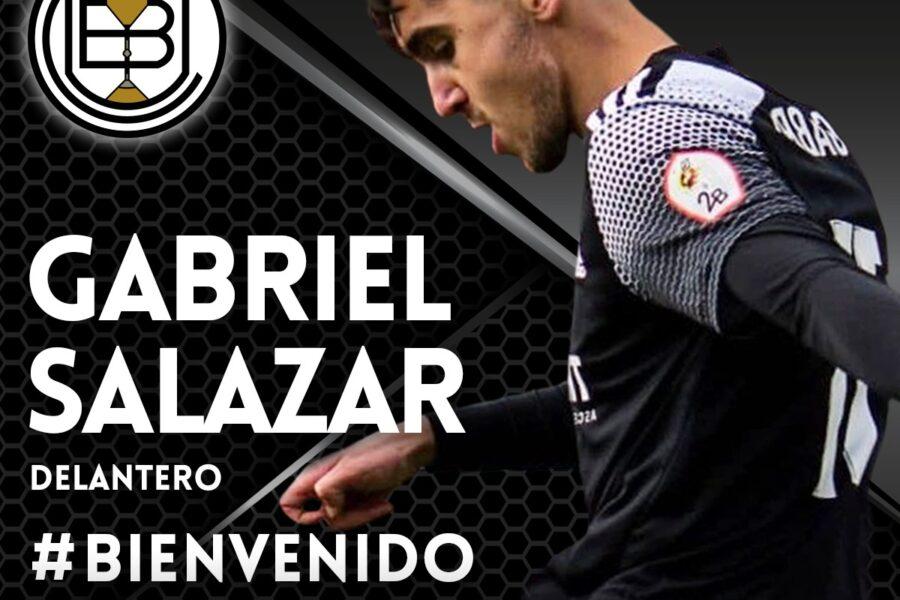 FICHAJE | Gabriel Salazar llega al Conquense para aportar goles