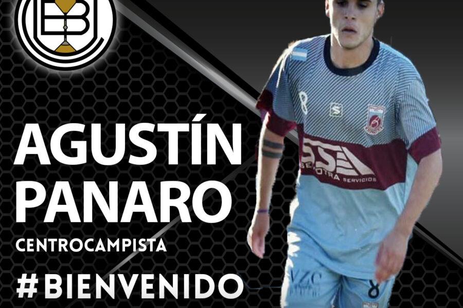 FICHAJE | Agustín Panaro llega para sumarse al centro del campo