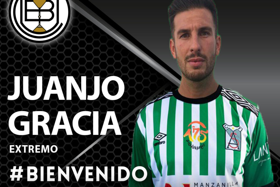 FICHAJE | Juanjo Gracia nuevo refuerzo para la plantilla